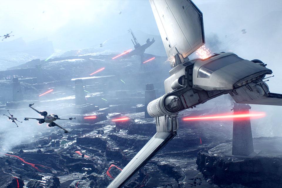 Imagem de Confira os requisitos mínimos e recomendados de Star Wars Battlefront no PC no tecmundo
