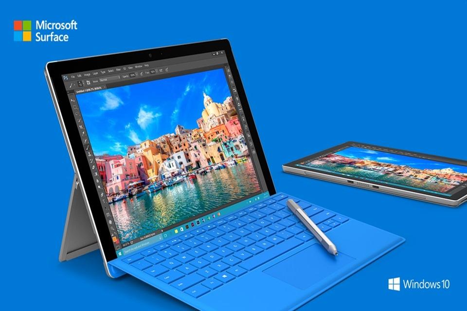 Imagem de Adeus, notebooks: conheça o Surface Pro 4, o novo tablet da Microsoft no tecmundo