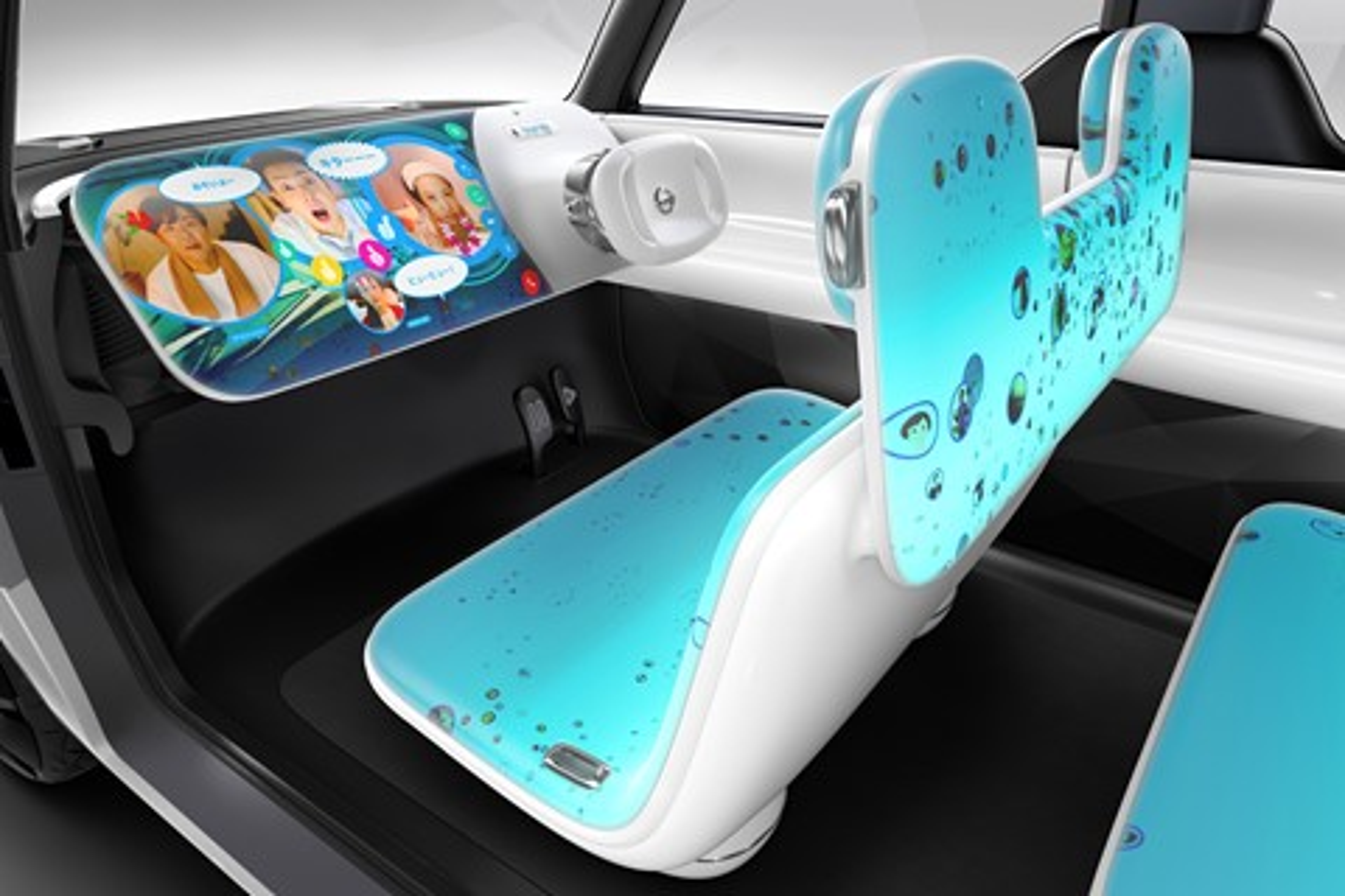 Imagem de Teatro for Dayz, o incrível carro-conceito feito para a geração conectada no tecmundo