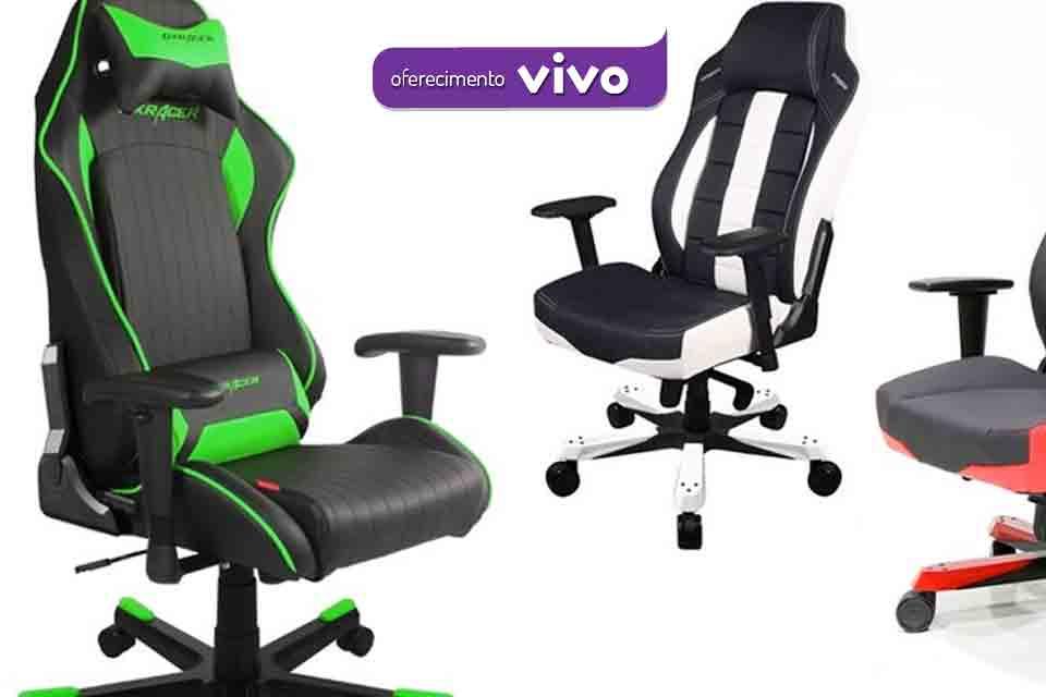 Imagem de DXRacer levará cadeiras usadas por profissionais para o público da BGS 2015 no tecmundo