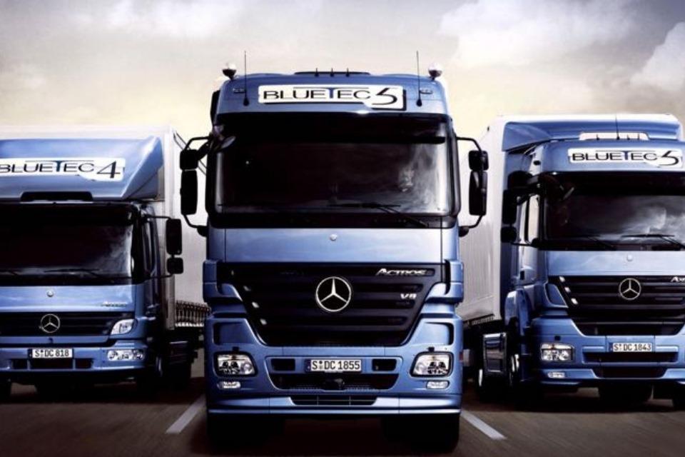 Imagem de Mercedes-Benz inicia testes de caminhões autônomos em estradas alemãs no tecmundo