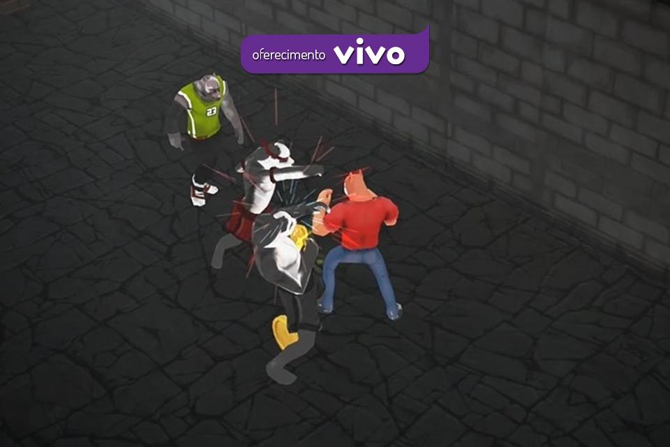 Imagem de Jogamos: Red Nose: War Dogs tem sistema de evolução e muita briga de rua no tecmundo