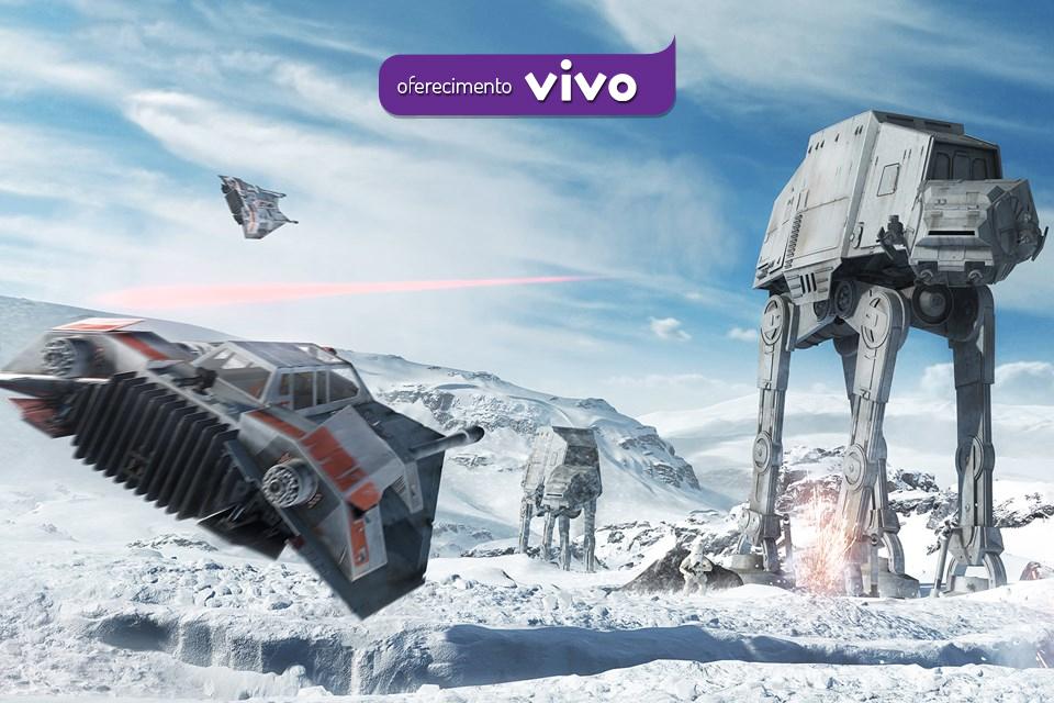 Imagem de Jogamos: Star Wars Battlefront traz a melhor experiência online da franquia no tecmundo