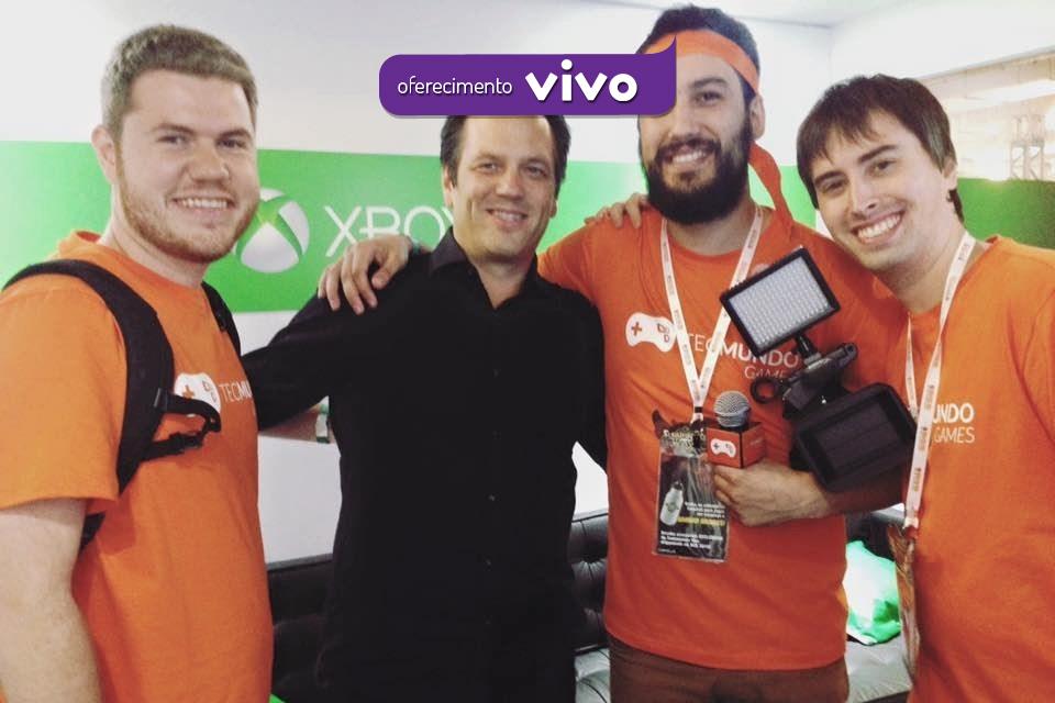 Imagem de Entrevista: Phil Spencer fala sobre Xbox One, Brasil, gamers e mais [vídeo] no tecmundo