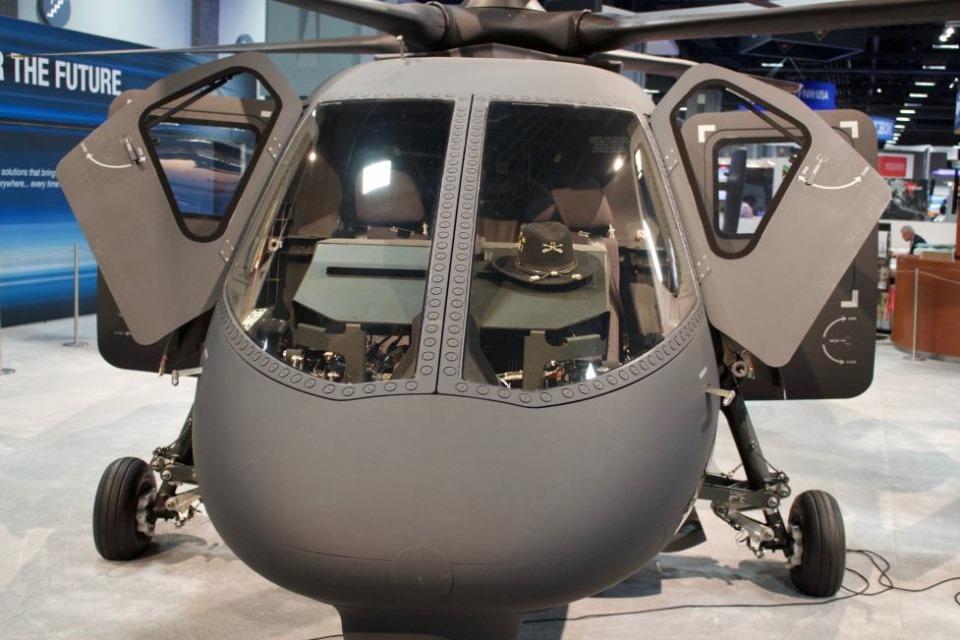 Imagem de S-97 Raider: possivelmente o helicóptero mais rápido do mundo [galeria] no tecmundo