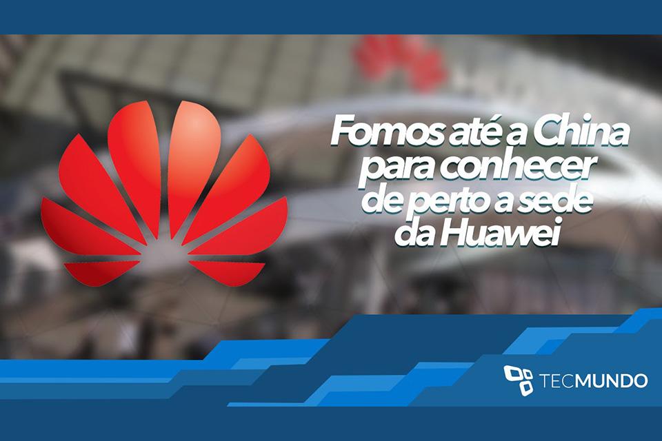 Imagem de Gigante asiático: fomos até a China para conhecer de perto a sede da Huawei no tecmundo