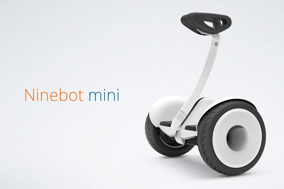 Imagem de Em parceria com a Ninebot, Xiaomi lança a nova geração do Segway no tecmundo