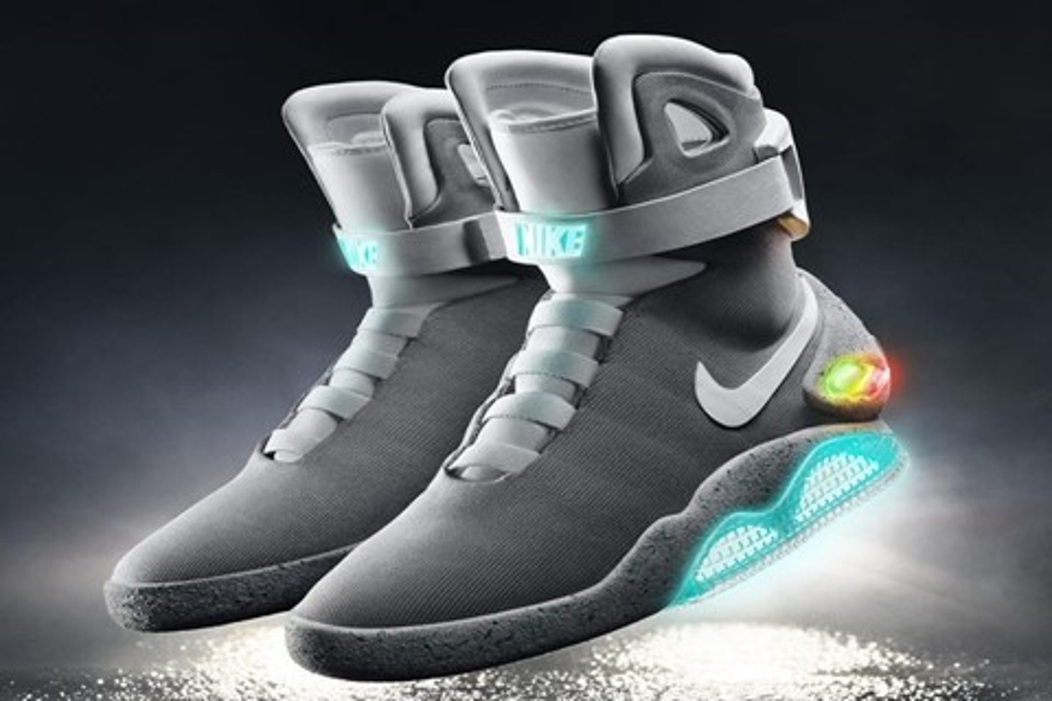 Imagem de Sonho realizado: Nike promete tênis que se amarra sozinho em 2016 [vídeo] no tecmundo