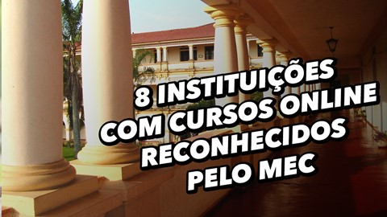 Imagem de 5 faculdades com cursos online reconhecidos e com boas notas no MEC [vídeo] no tecmundo