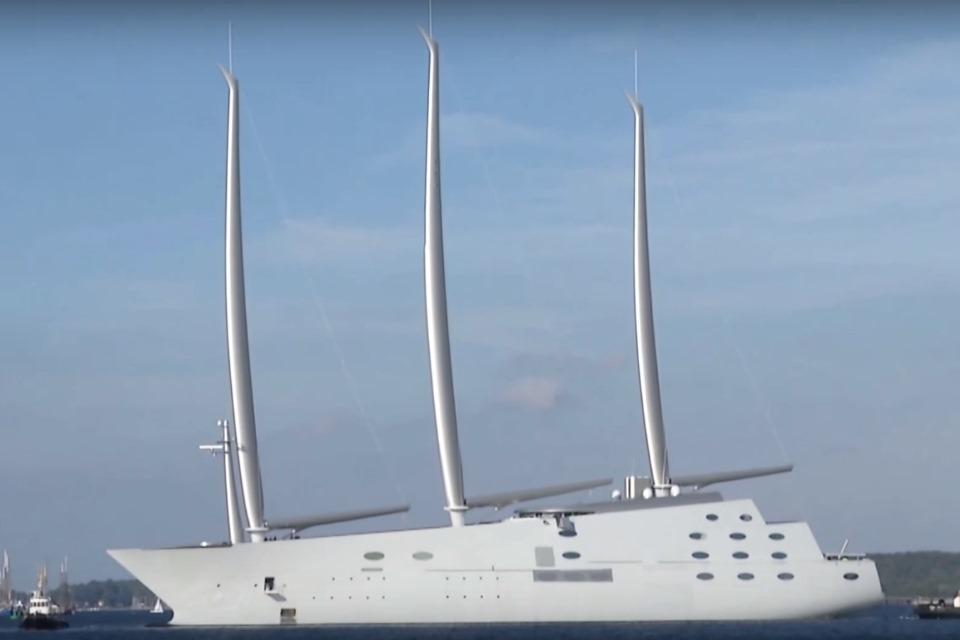 Imagem de Bilionário russo está construindo maior iate do mundo [vídeo] no tecmundo