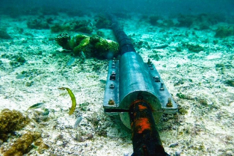 Imagem de Mapa: veja todos os cabos de rede submarinos no mundo no tecmundo