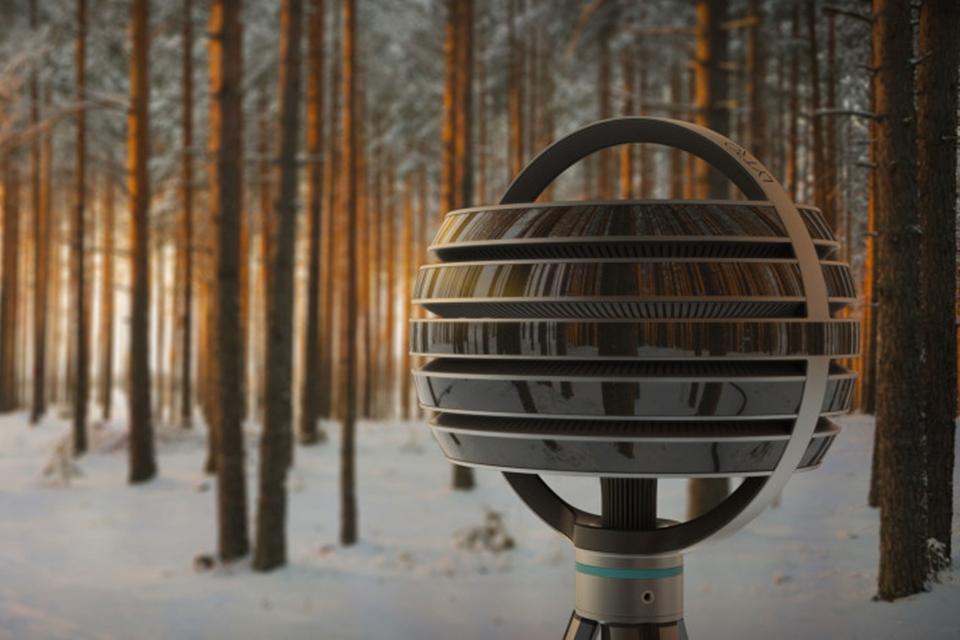 """Imagem de Câmera que capta luz em 360º promete criação de """"ambientes digitais reais"""" no tecmundo"""