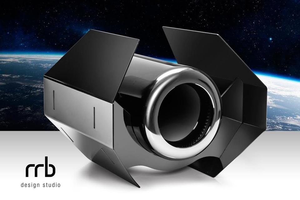 Imagem de Suporte transforma 'lixeira' da Apple em Caça Imperial de Star Wars no tecmundo