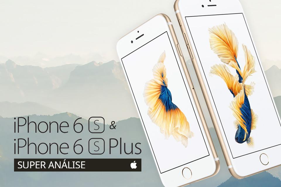 Imagem de Análise: smartphones Apple iPhone 6s e Apple iPhone 6s Plus [vídeo] no tecmundo
