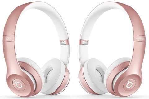 Imagem de Beats lança headphone Solo2 Wireless na cor Rose Gold [galeria] no tecmundo