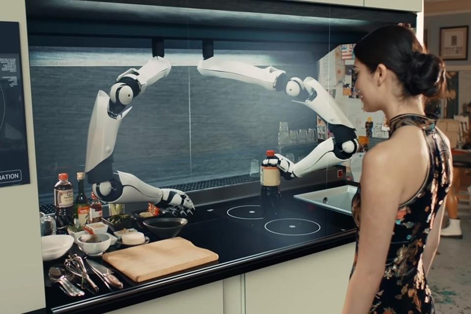 Imagem de Moley: primeira cozinha-robô chega às lojas em 2017 [vídeo] no tecmundo