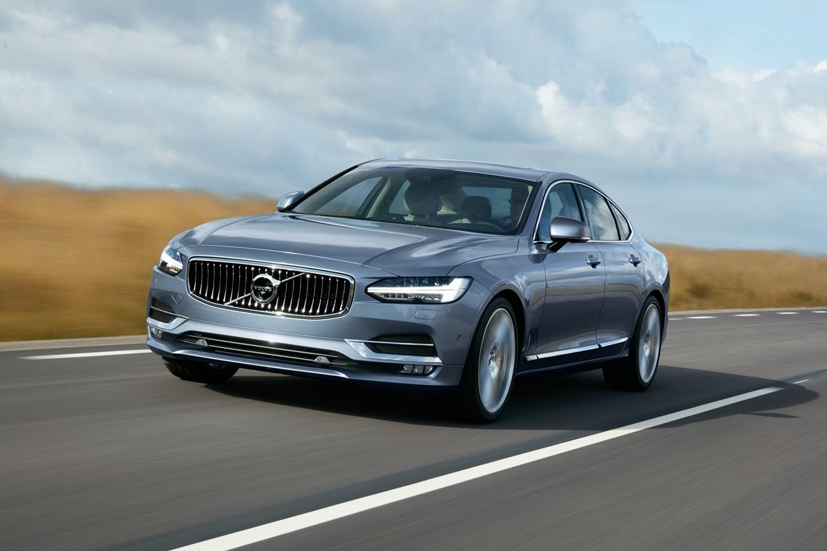 Imagem de Novo sedã de luxo S90 da Volvo é revelado ao público no salão de Detroit no tecmundo