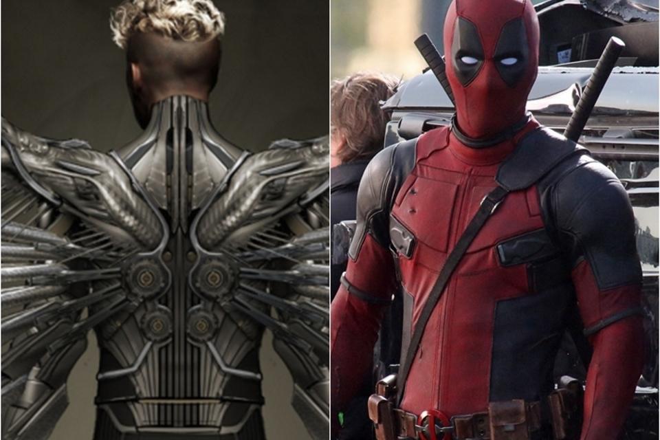 Imagem de Comic Con Experience: estandes com cartazes de Deadpool e X-Men Apocalipse no tecmundo