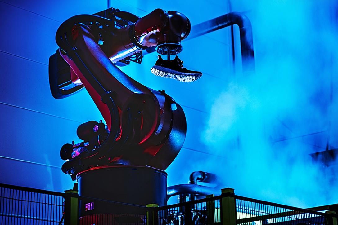d5fdf148f1 Imagem de Speedfactory  fábrica automatizada da Adidas cria calçados  rapidamente no tecmundo