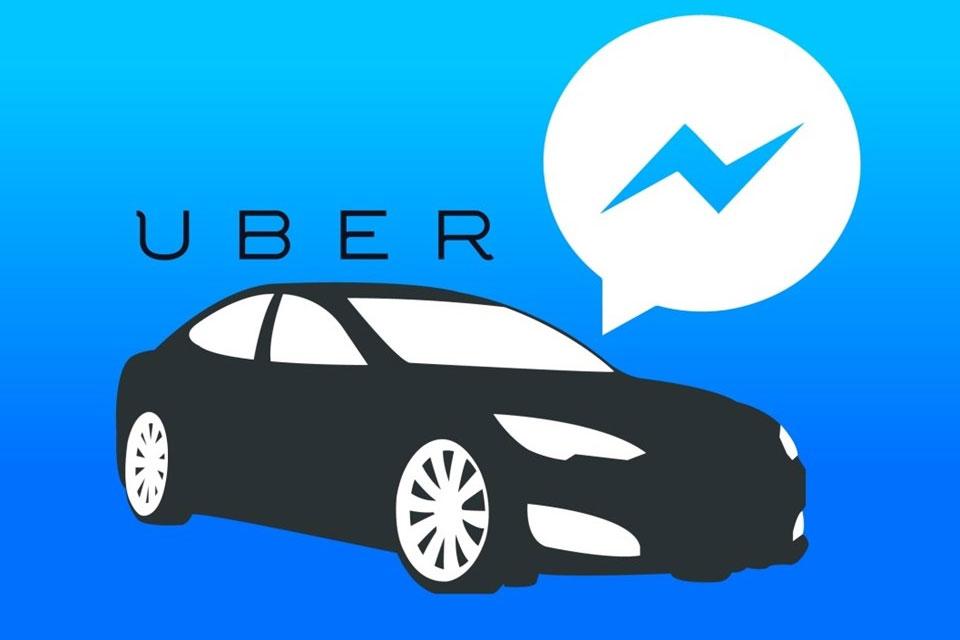 Imagem de Agora já é possível chamar um carro do Uber pelo Facebook Messenger no tecmundo