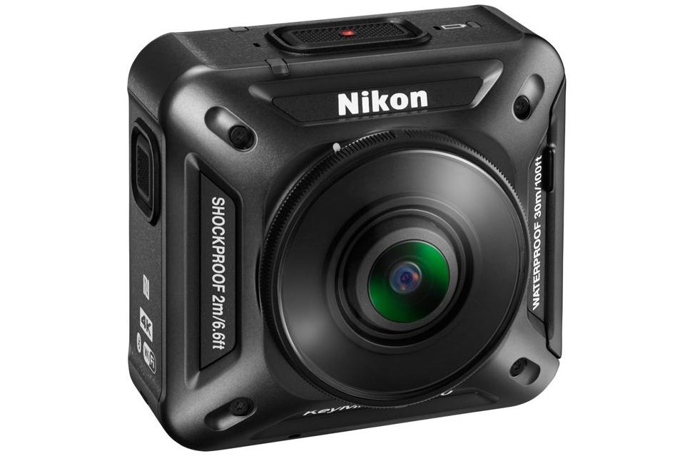 Imagem de Nikon lança sua primeira câmera de ação que filma em 4K e 360° na CES 2016 no tecmundo