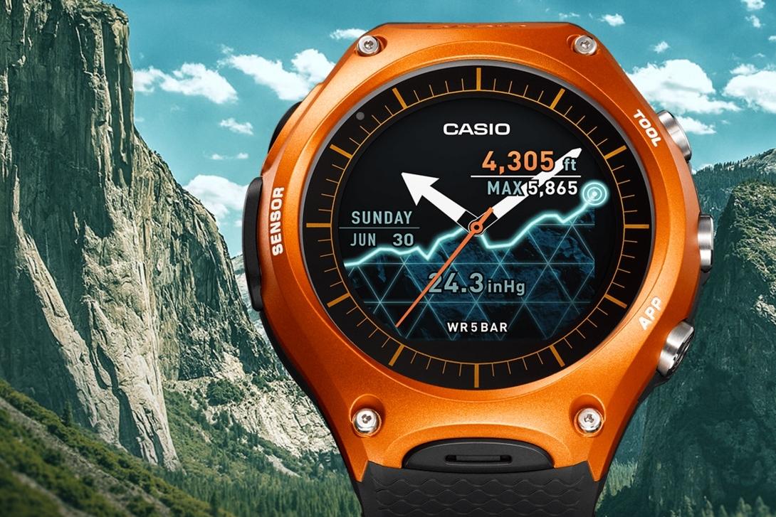 Imagem de WSD-F10: Casio lança smartwatch super-resistente feito para exploradores no tecmundo
