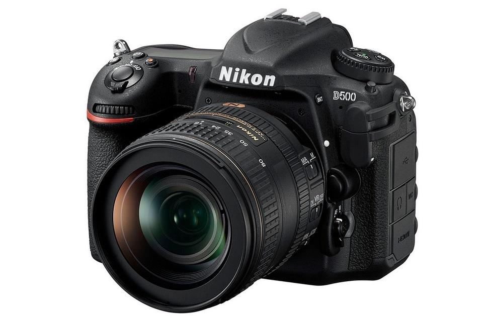 """Imagem de Nikon D500 é a câmera DSLR top de linha contra a """"era dos smartphones"""" no tecmundo"""