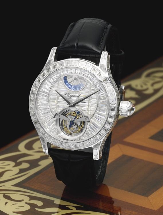 9d785e5014d Ostentação pouca é bobagem  confira os 10 relógios mais caros do ...