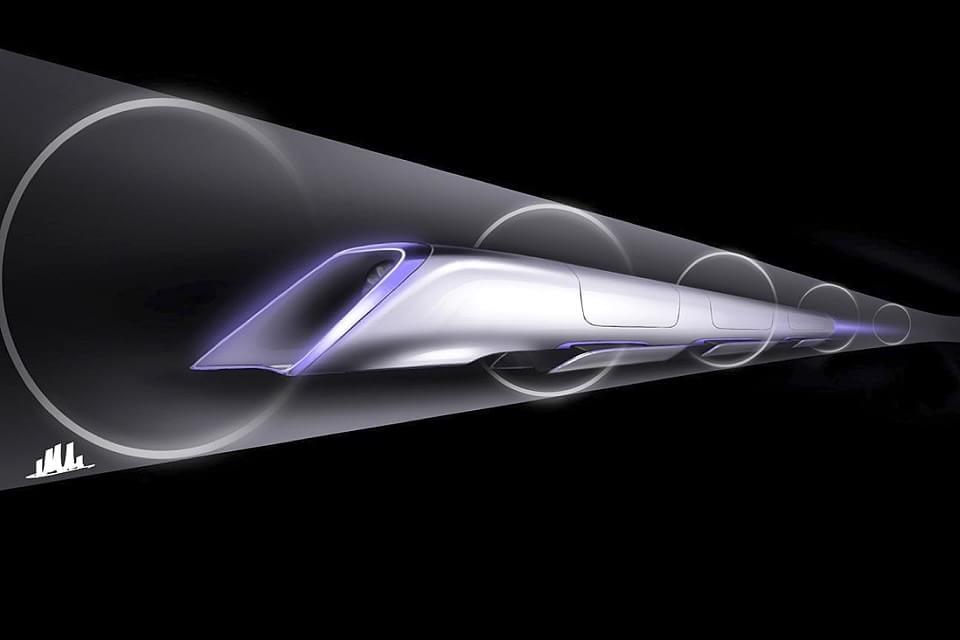 Imagem de Hyperloop: o meio de transporte mais rápido do mundo está ganhando vida no tecmundo