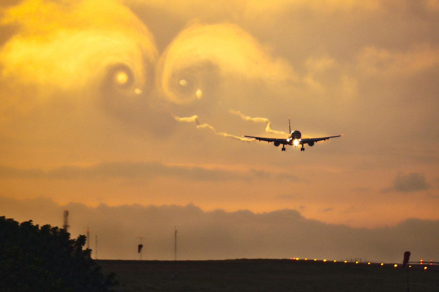 Imagem de É assim que um avião fica após uma turbulência violenta no tecmundo