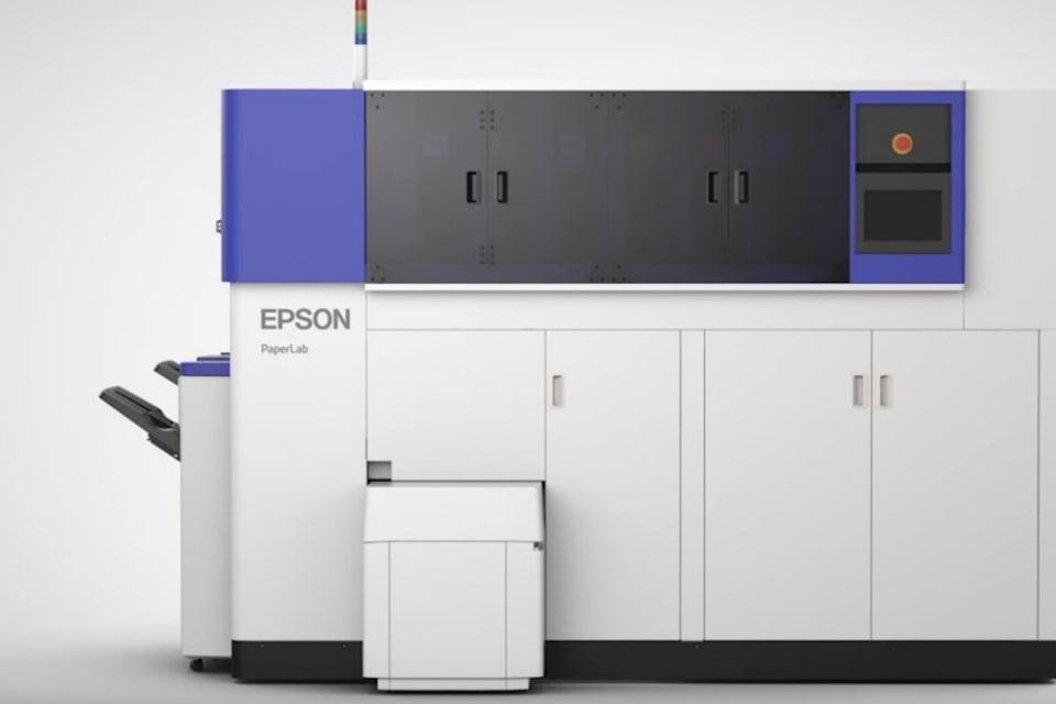 Imagem de PaperLab: a incrível recicladora de papel da Epson no tecmundo