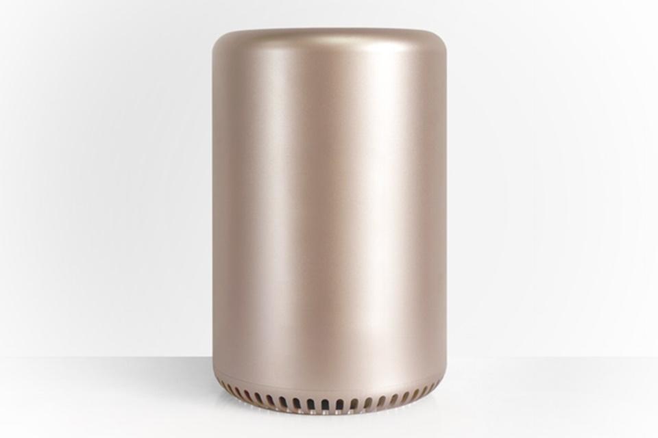 Imagem de Mac Pro, é você? Case DUNE para PC traz visual circular bastante familiar no tecmundo