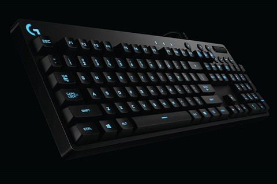 Imagem de Logitech anuncia novo teclado gamer com teclas mecânicas e retroiluminado no tecmundo