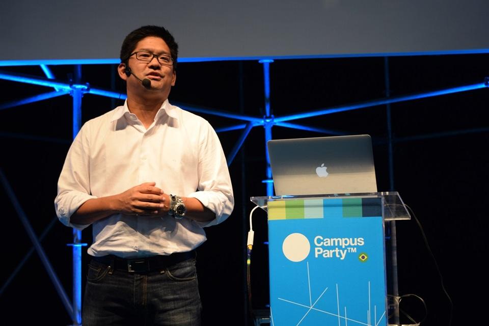 Imagem de CMO da TIM mostra como a tecnologia pode fazer de você um novo bilionário  no tecmundo