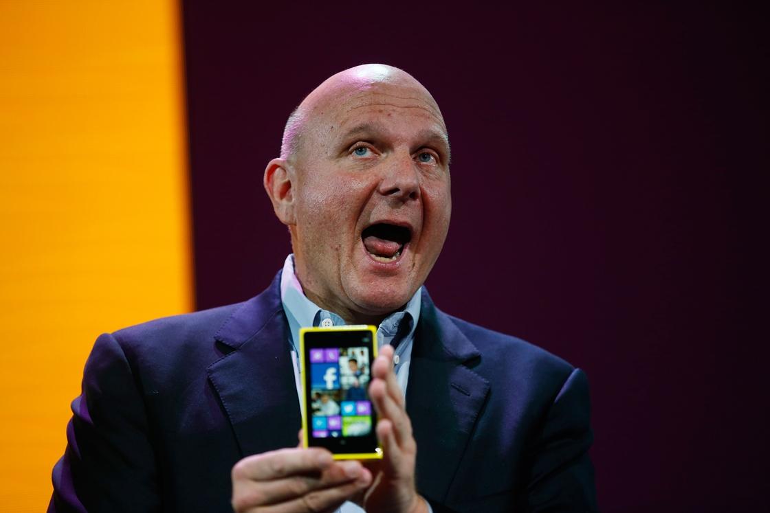 Imagem de Steve Ballmer acha que a Microsoft precisa focar em smartphones e na nuvem no tecmundo