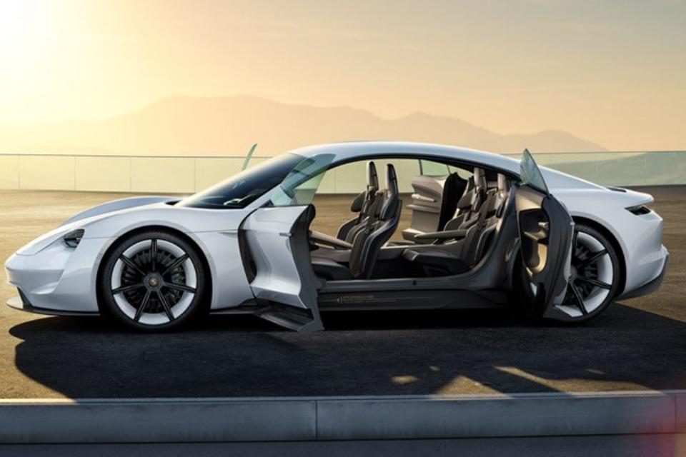 Imagem de Mission E: supercarro elétrico da Porsche deve estar pronto até 2020 no tecmundo