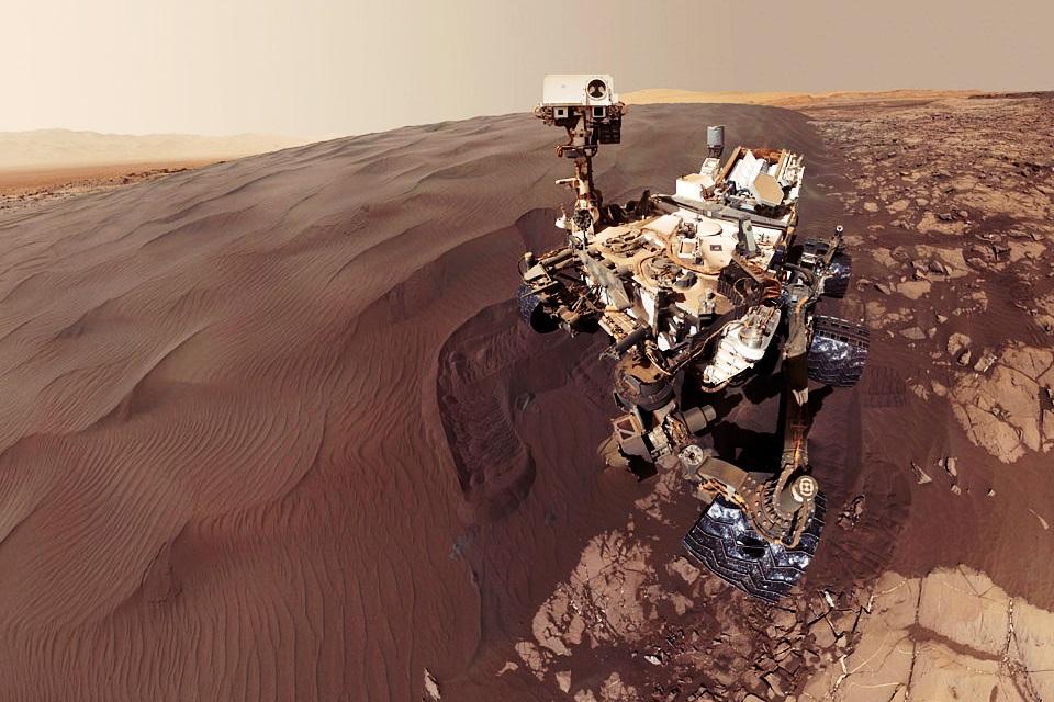 Imagem de NASA libera vídeo 360 graus para você curtir parte do visual de Marte em 4K no tecmundo