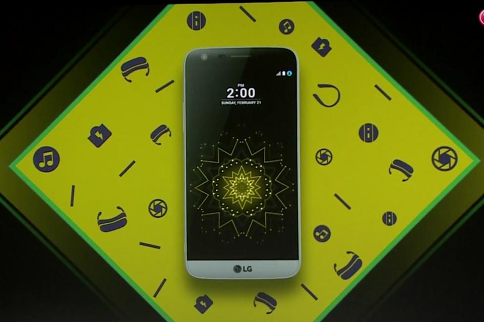 Imagem de Comparação: LG G5 contra os principais concorrentes do mercado no tecmundo
