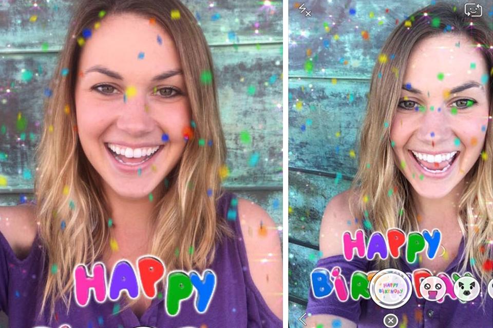 Imagem de O novo filtro do Snapchat é legal, mas só vale por um dia: seu aniversário no tecmundo