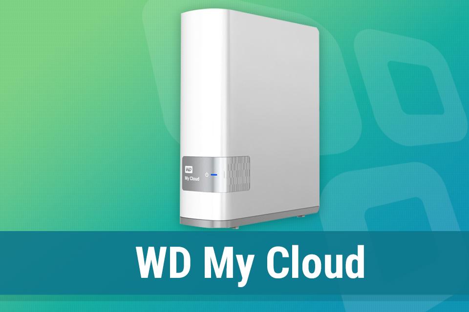 Imagem de Análise: HD externo Western Digital My Cloud no tecmundo