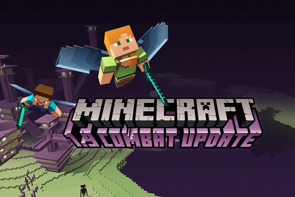 Imagem de Minecraft 1.9: atualização chega com novo combate e expandindo o The End no tecmundo