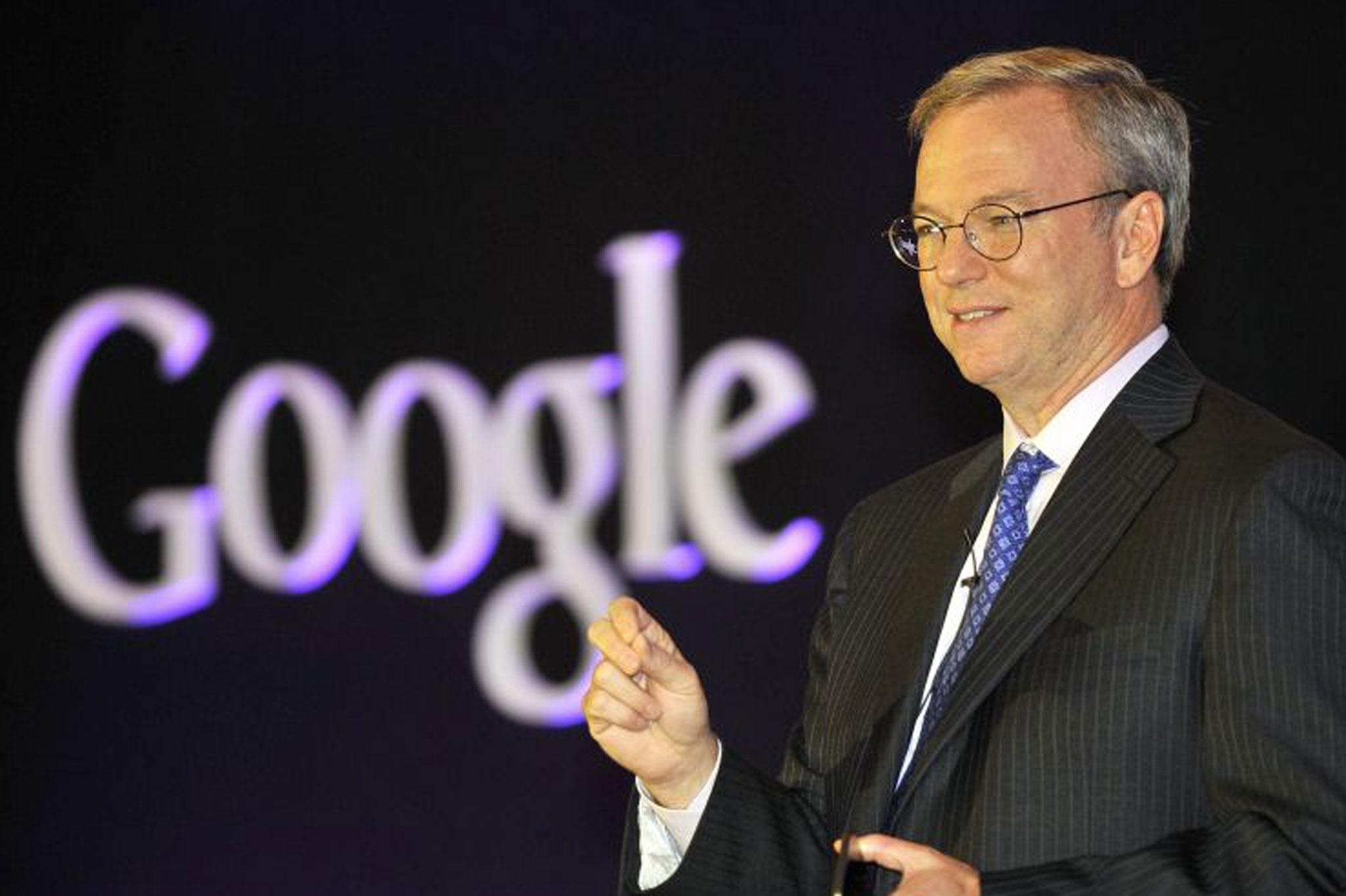 """Imagem de Eric Schmidt, da Google, vai """"aconselhar"""" departamento de defesa dos EUA no tecmundo"""