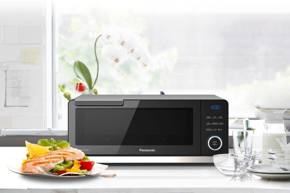 Imagem de Panasonic apresenta o primeiro forno por indução para bancadas no tecmundo