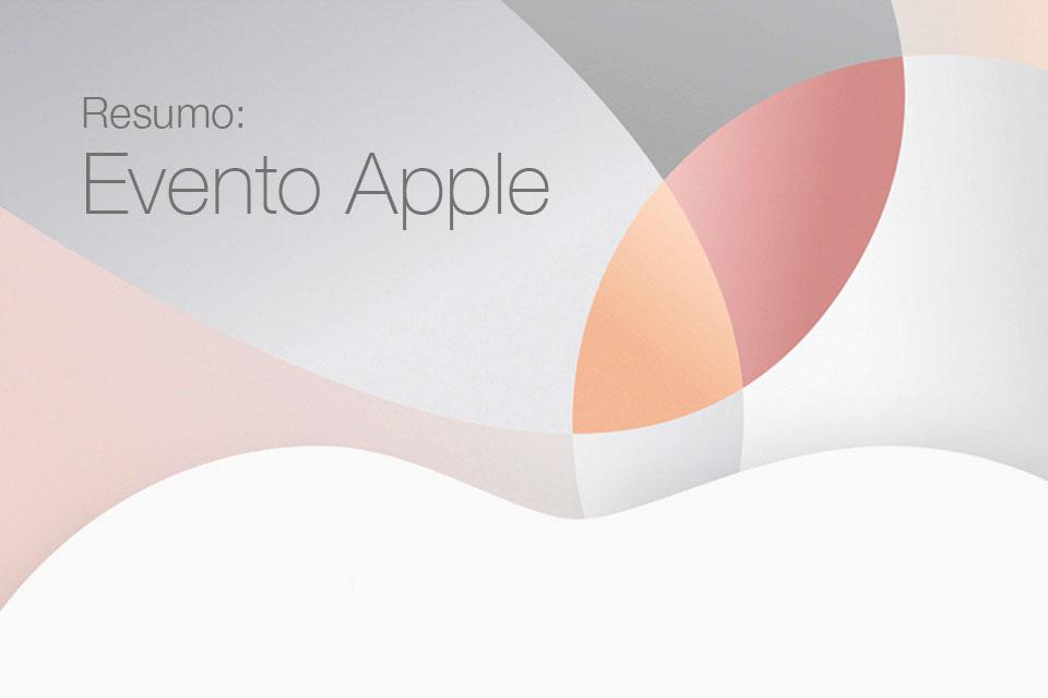 Imagem de Resumo: confira as principais novidades do primeiro evento da Apple em 2016 no tecmundo