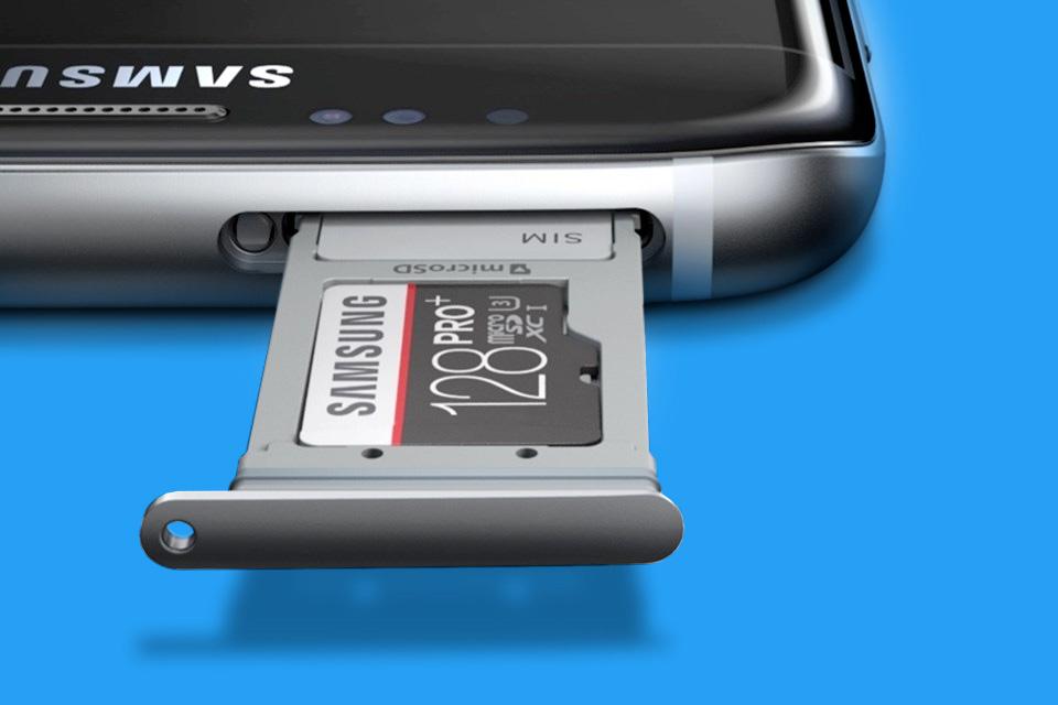 Imagem de É possível usar 2 chips SIM e um microSD ao mesmo tempo no Galaxy S7 edge! no tecmundo
