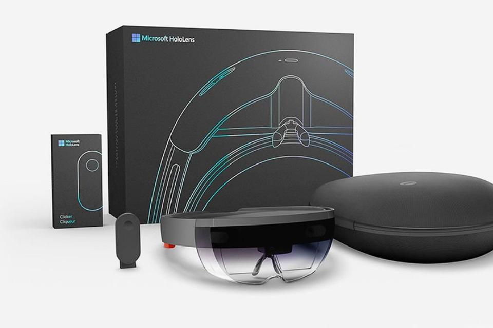 Imagem de Microsoft HoloLens será enviado para desenvolvedores a partir de hoje no tecmundo