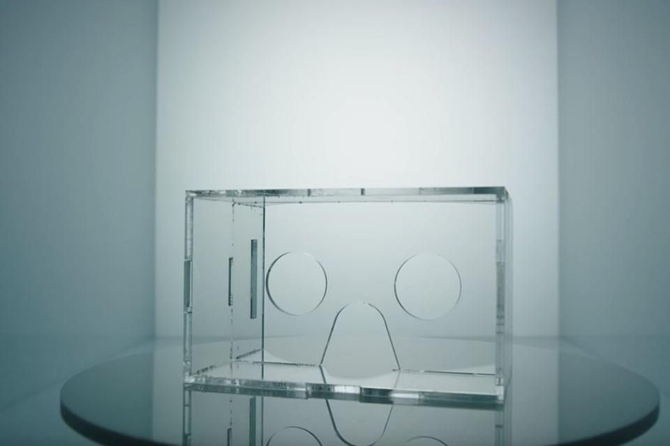 Imagem de Cardboard Plastic: dispositivo de realidade real é o 1º de abril da Google no tecmundo