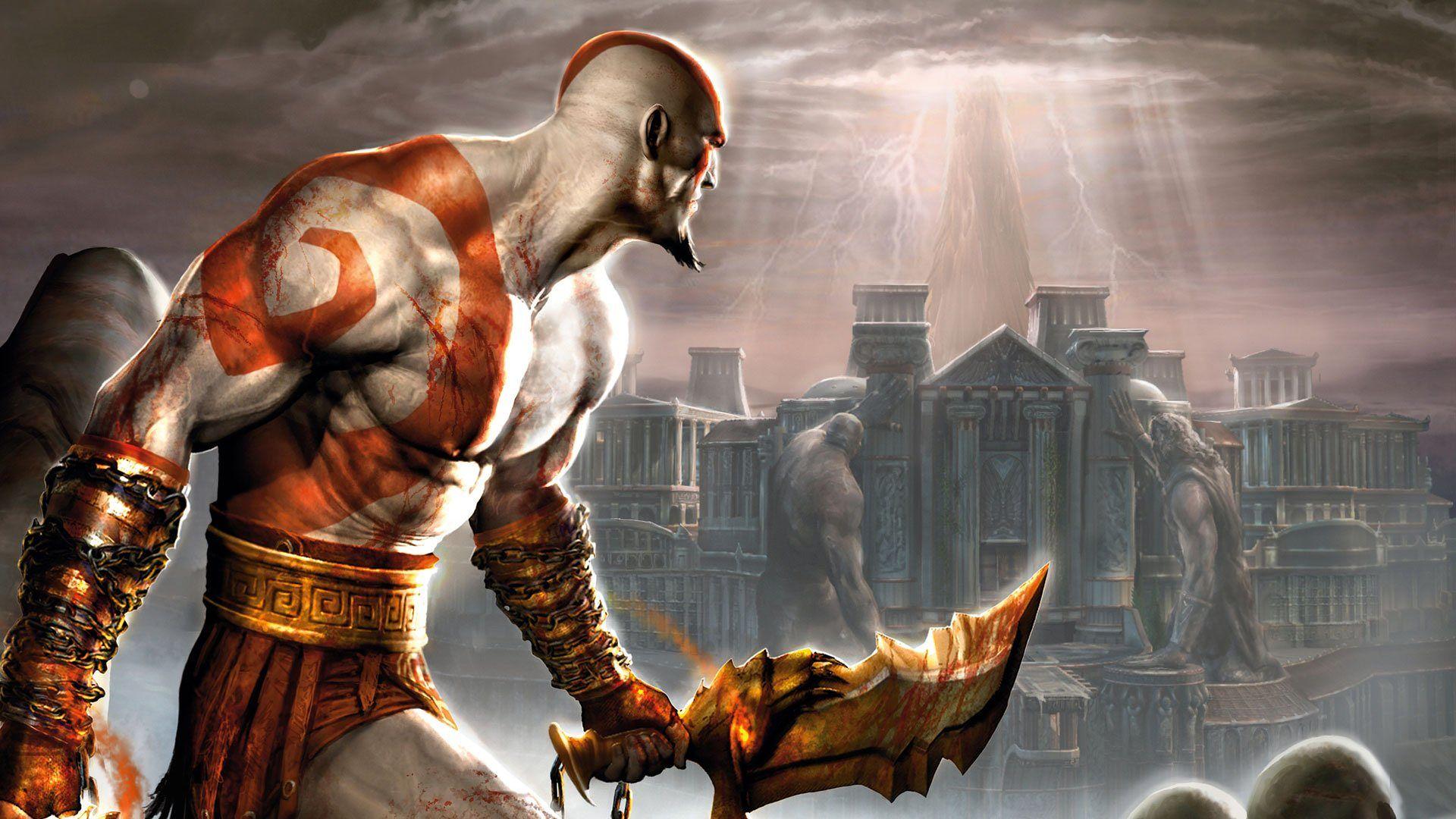 """Imagem de O Deus da Guerra voltou? Vazamento """"confirma"""" Kratos na mitologia nórdica no tecmundo"""