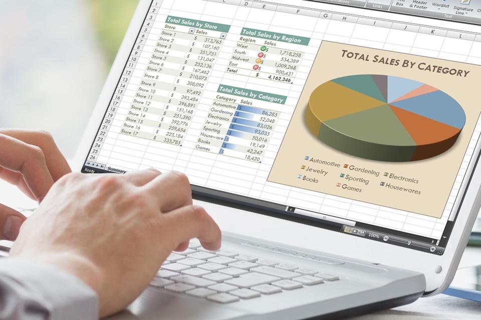 Imagem de Como baixar tabelas pré-formatadas e criar planilhas de estudos no Excel no tecmundo