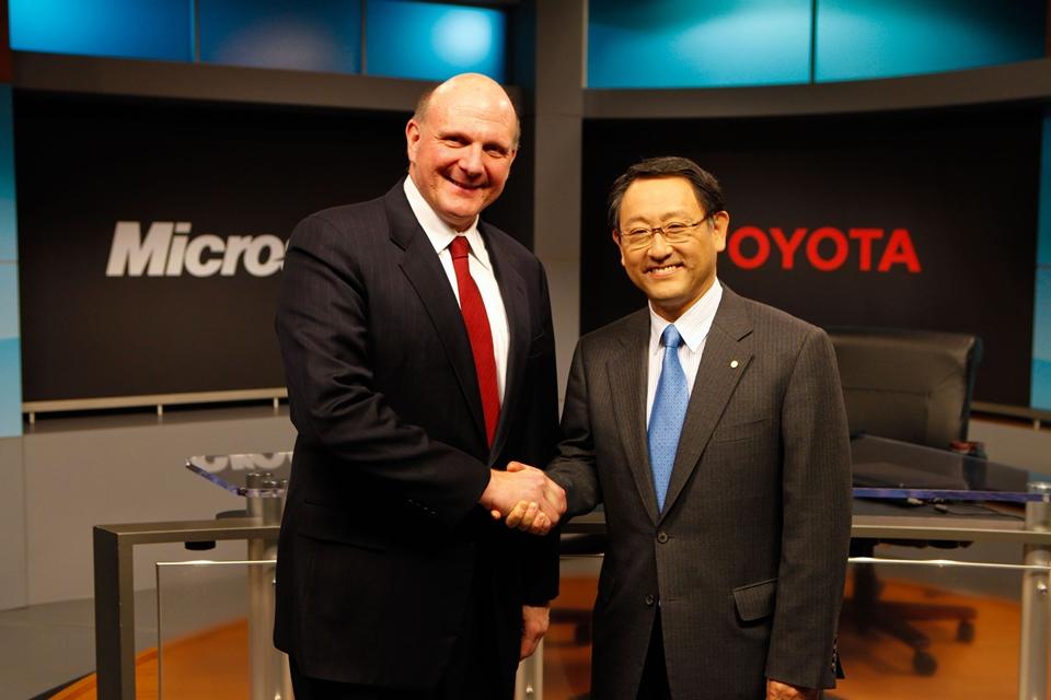 Imagem de Toyota vai ter carros inteligentes com ajuda da Microsoft no tecmundo